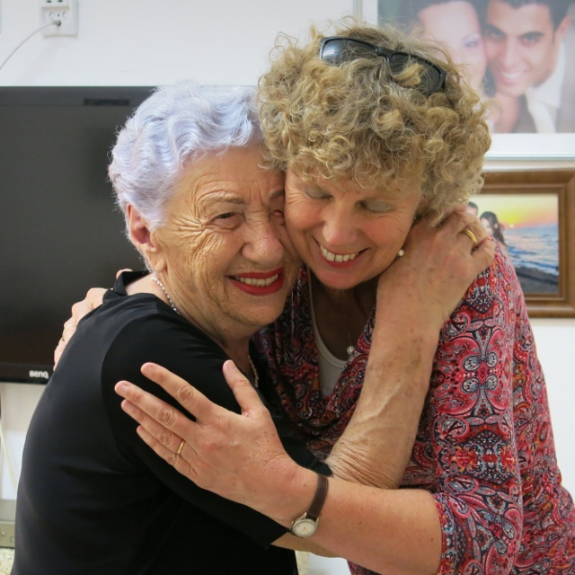 Holocaust Survivor Home